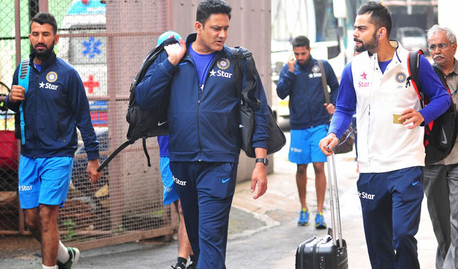 Is Kumble On His Way Out?