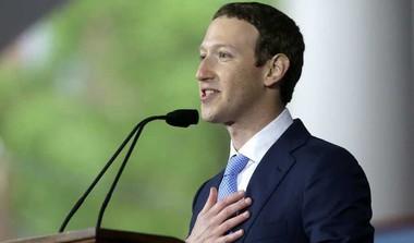 What Zuckerberg Said To Harvard Class of '17