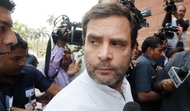 When They Fail To Deliver, They Divide: Rahul