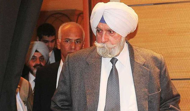 Former Punjab Police Chief KPS Gill Dies