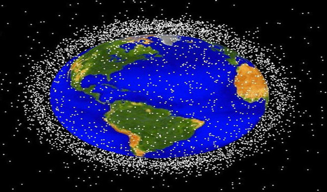 Why Space Debris Is A Threat