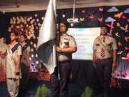 Investiture Ceremony at Lucknow Public Collegiate
