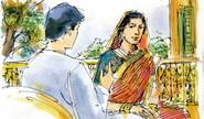 Megha Bansal's Poem 'Not Her Husband'