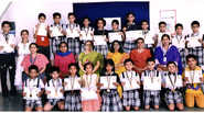 Sandipani Students Shine In Mental Maths Competition