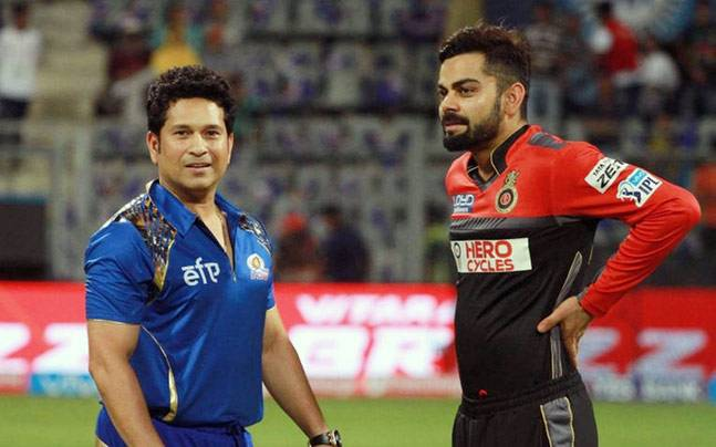 Akshita: Can Virat Kohli got past the icon Sachin Tendulkar?