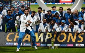Will India win the champions trophy again