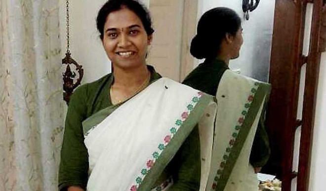 Woman IRS Officer Tops Civil Services Exam