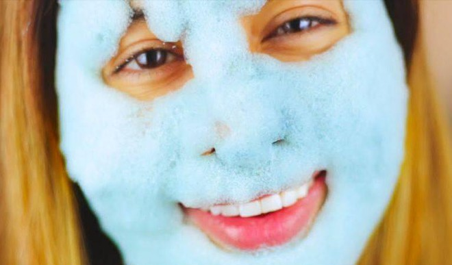Have You Tried The Bubble Mask?