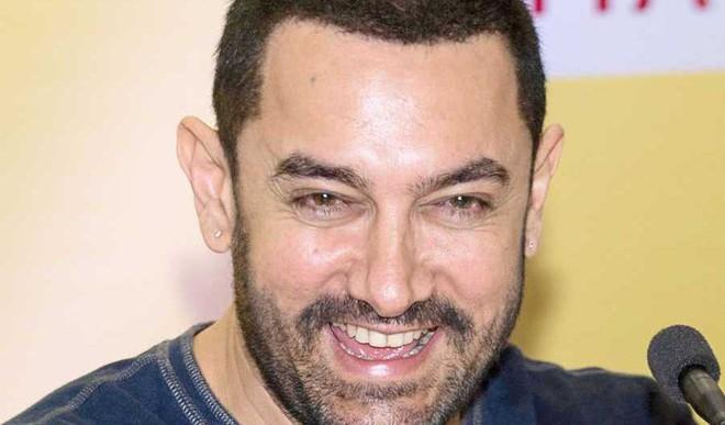 Aamir To Play Rakesh Sharma In Biopic