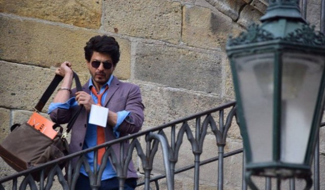 SRK Defends 'Jab Harry Met Sejal'