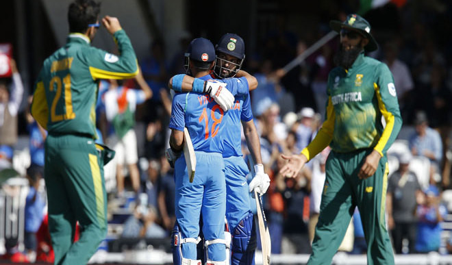 Clinical India Ease Into Semis