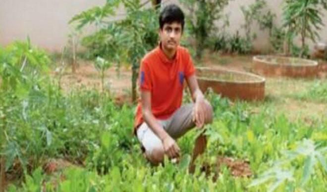 18-YO Teaches You How To Grow Veggies