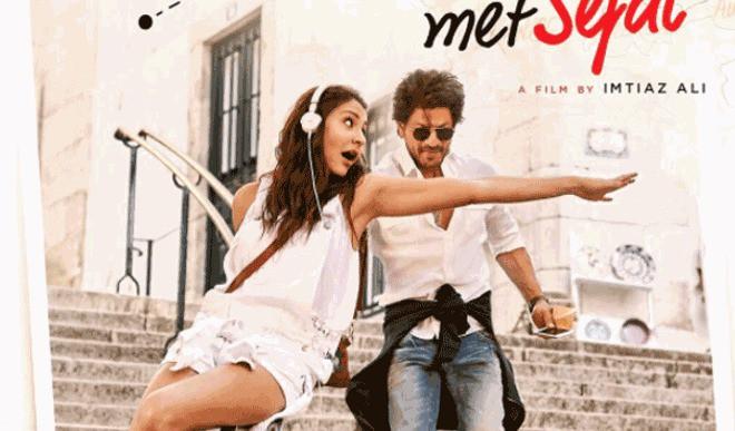 Anushka Suited Sejal's Role: SRK