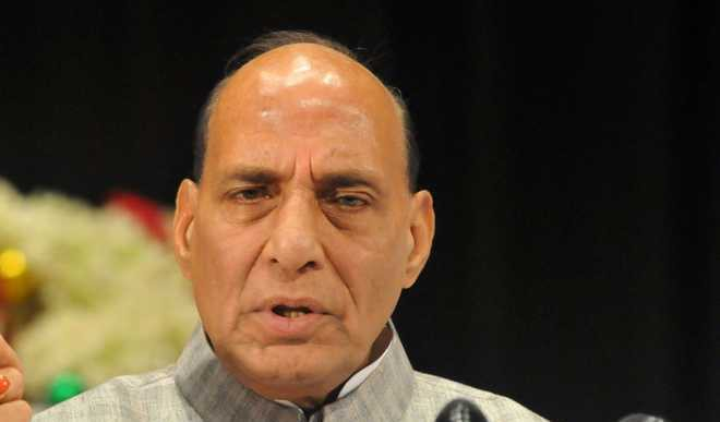 Rajnath Singh Calls Meeting With Ministers