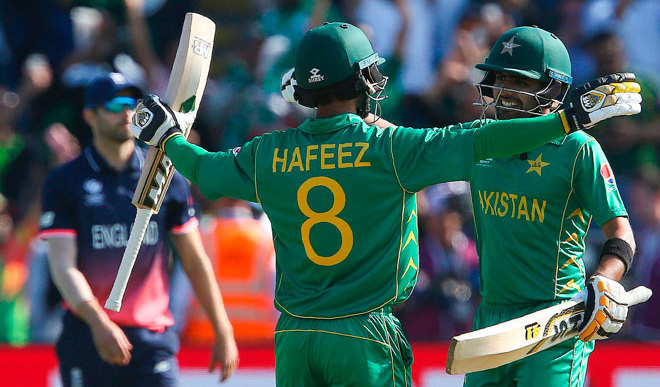 Pak Reach Final Of CT For 1st Time
