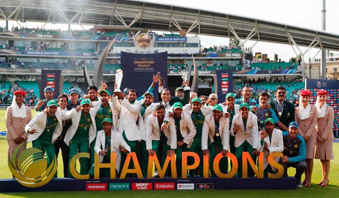 Pak Humiliate India, Win By 180 Runs