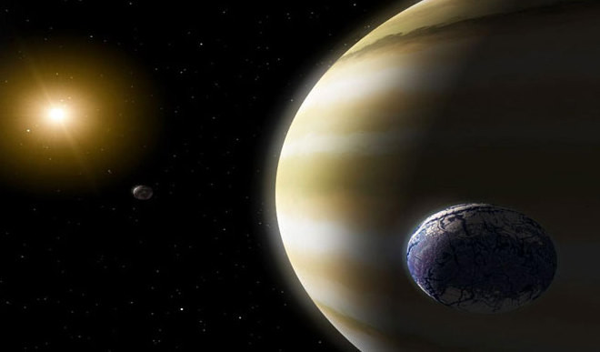 Nasa Discovers 10 Earth-Size Exoplanets