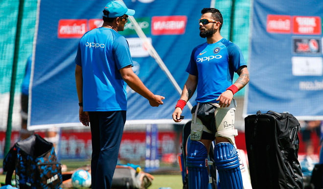 Kumble Steps Down As India Coach