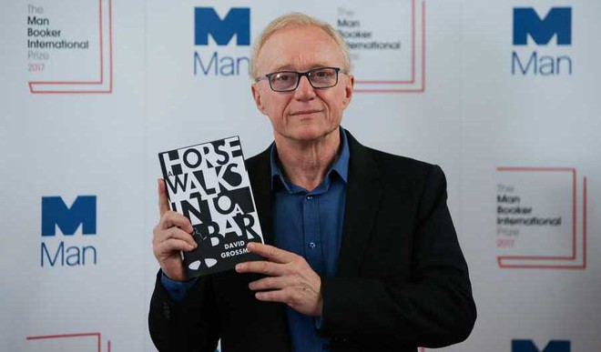 Who Is David Grossman?
