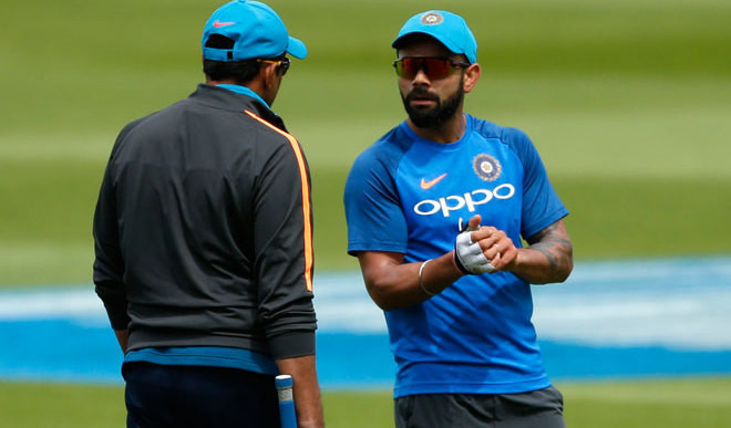 Pressure On Virat After Kumble's Exit