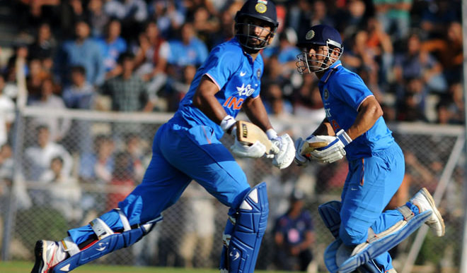Time For Dhoni And Yuvraj To Go?