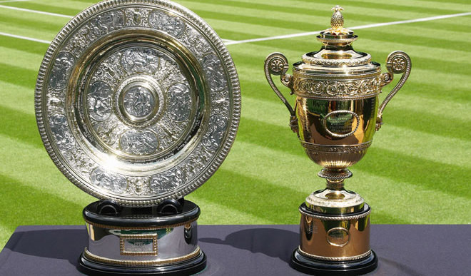 Get Set For Wimbledon From July 3rd