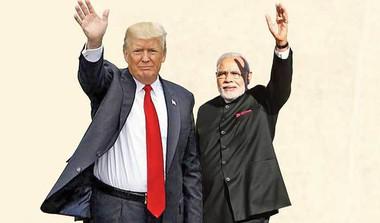 When Modi Meets Trump On June 26