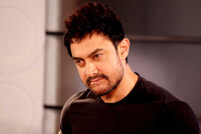 Aamir On A Diet Again!