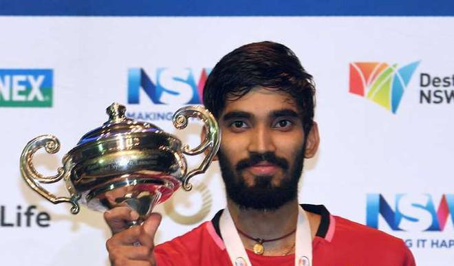 Srikanth Wins Australia Open Super Series