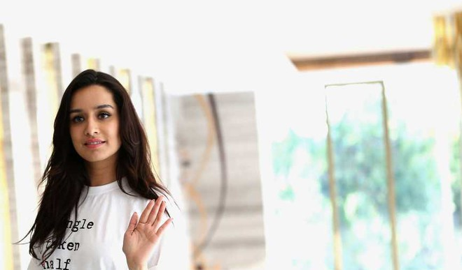 Shraddha Kapoor Worked In Coffee Shop