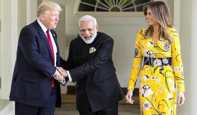 Modi-Trump Meet. Who Said What
