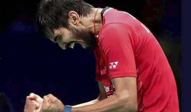 Men Players Were Never In The Shadow: Srikanth