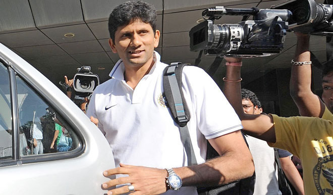 Prasad Joins Fray For India's Coach