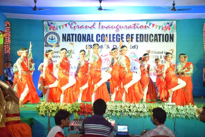 National College of Education inaugurated at Rajarhat