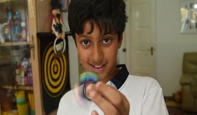 Indian-Origin Boy's IQ Higher Than Einstein