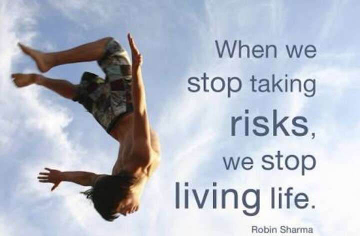 Hemalatha: Life Is All About Taking Risks!