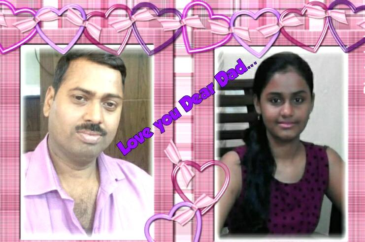 Snehi Singh's Poem 'Love you Dear Dad'