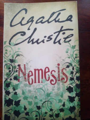 Vanshika reviews: Nemesis by Agatha Christie