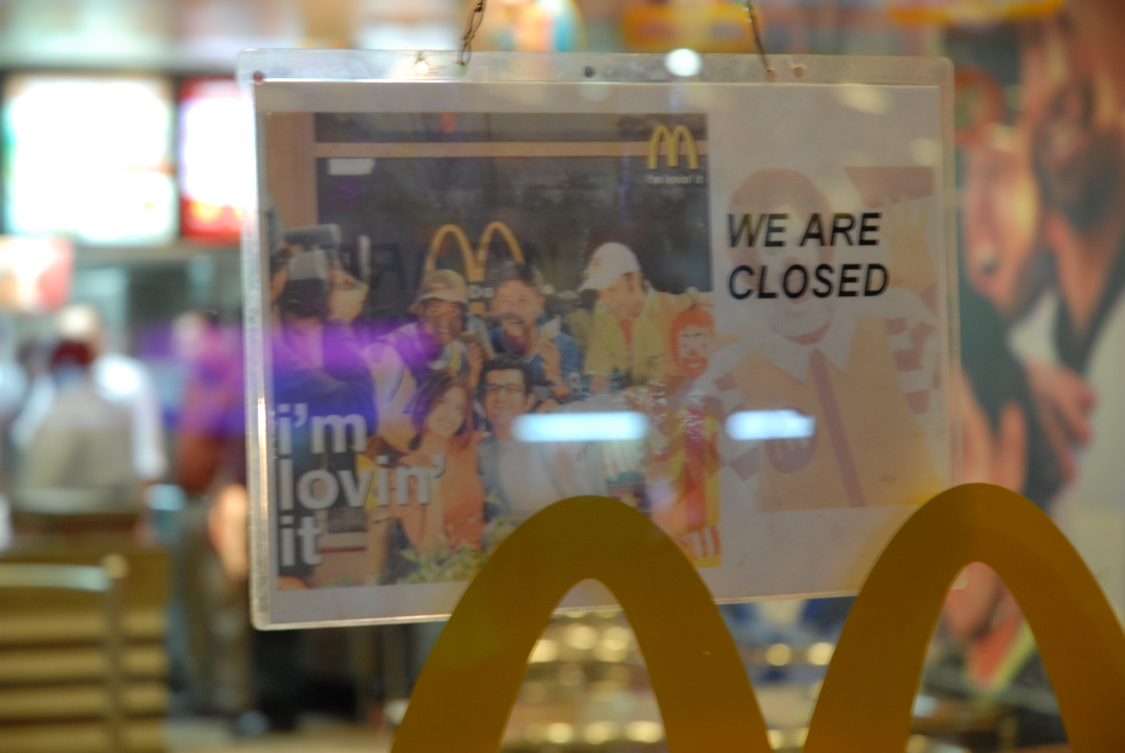 43/55 McD Outlets in Delhi To Shut Shop. Thoughts?