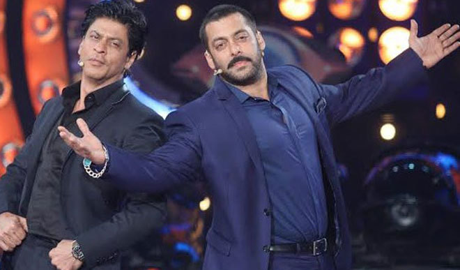 Salman & SRK To Do A Song Together