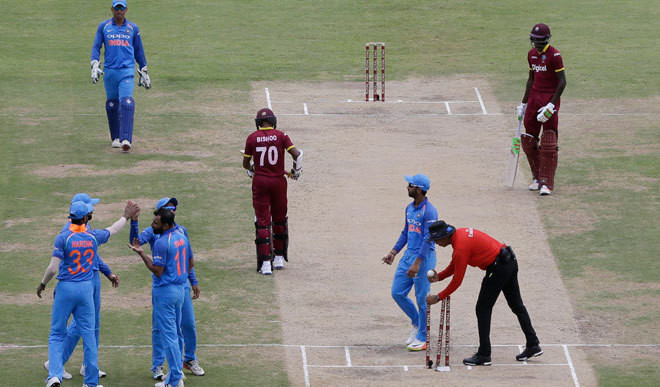 Wounded India Face Upbeat West Indies