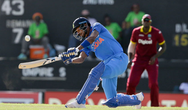 I Can Finish Games For India: Pandya