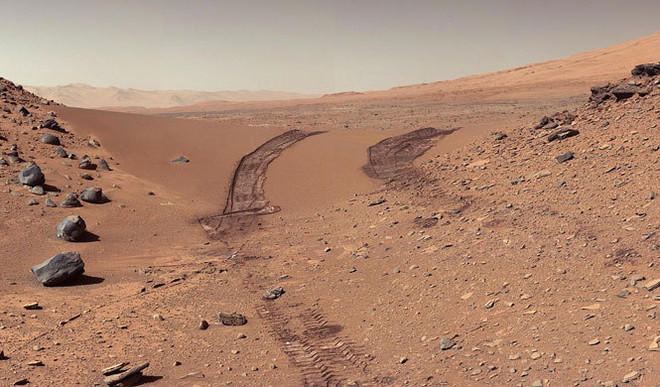 Mars Soil May Be Toxic To Alien Life