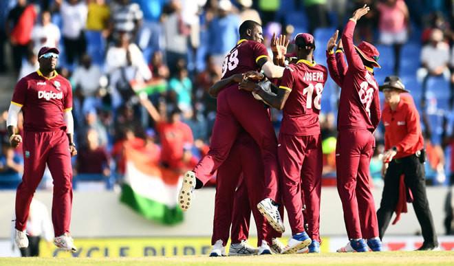 West Indies Beat India In T20