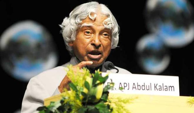 V. Divya Sahithi's Poem On APJ Abdul Kalam