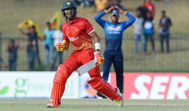 Zimbabwe Clinch 1st ODI Series