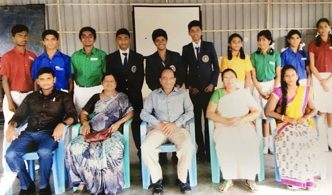 School election held