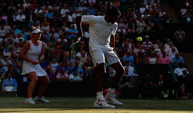 Rohan Lost In Quarters Of Wimbledon