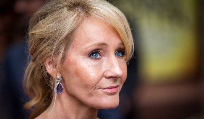 JK Rowling Has A Secret Manuscript
