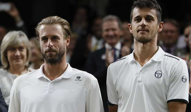 Kubot and Melo Win Wimbledon Men's Doubles